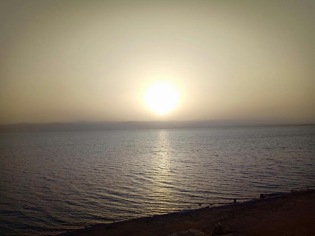 dead-sea,sunset