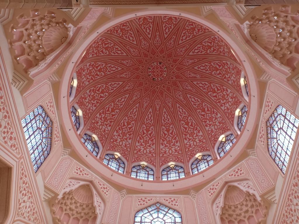 pink-Mosque